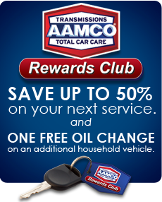 Join AAMCO rewards club